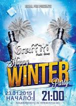 Graffiti Music Group. Happy Winter Party