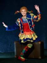 """Вистава """"Чарівна Пеппі"""" в Театрі юного глядача"""