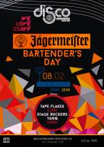 "ВЕЧІРКА ""Bartender's Day. Staff Party"" в клубі Disco Radio Hall"