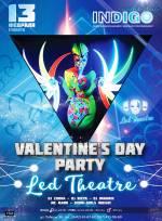 Valentine's Day party в INDIGO night club