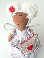 """Виставка подарунків до Дня Святого Валентина """"Зроблено з любов'ю"""""""