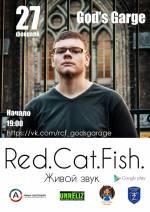 Концерт гурту Red. Cat. Fish.