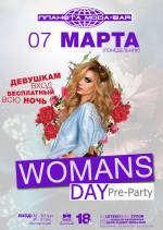 Womans Day Pre-Party