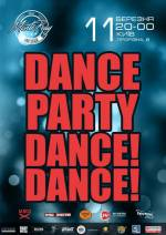 "ВЕЧІРКА ""Dance party. Dance! Dance!"" в MonteRay Live Stage"