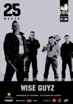 Концерт гурту WISE GUYZ з запальним Rock n Roll