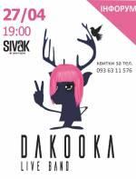 Концерт daKooka live band