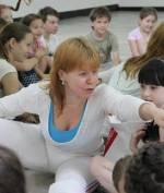 Дитячий фізичний театр. Творча лабораторія Марини Лимар