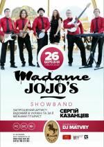 Madame Jojo's showband