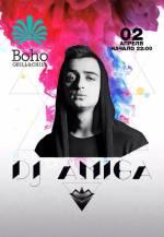 Вечірка в Boho  разом з DJ Amiga