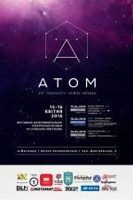 Фестиваль експериментальної електронної музики та сучасного мистецтва АТОМ
