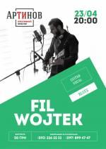 Концерт польського музиканта Fil Wojtek