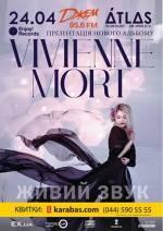 Концерт Vivienne Mort в клубі 'Atlas