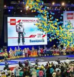 Фестиваль роботехніки ROBOTICA 2016 в Палаці спорту