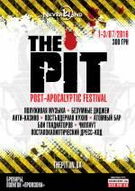 "Постапокаліпсис-фестиваль ""The Pit"""