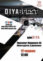 "Фестиваль науки та мистецтва ""DIYA:FEST v 2.0"""