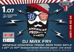 "Вечiрка у AMBar ""American Project-X party"""