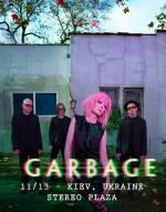 Гурт Garbage виступить в Києві