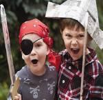 """ТРЦ """"Дрім Таун"""": юних киян запрошують на """"піратський"""" квест на природі"""