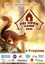 FRI Open Camp 2016