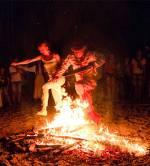 Труханів острів: Святкування Івана Купала