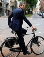 """Акція """"Велосипедом з роботи"""""""