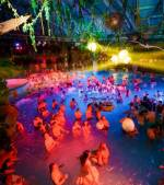 "Вечірка ""Waterave pool party Dream town"" в аквапарку ""Dream Island"""