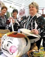 Фестиваль борщу в Борщові