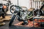 Виставка мотоциклів та авто на ВДНГ: Kyiv Kustom Kulture fest