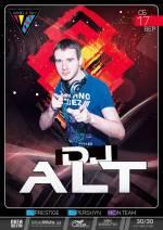 Вечірка DJ ALT