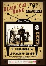 Виступ гурту Black Cat Bone