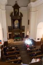 Екскурсії підземеллями храму Діви Марії Ангельської