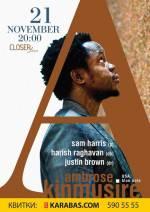Концерт Ambrose Akinmusire Quartet в Closer