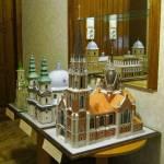Виставка маленьких копій тернопільських будинків