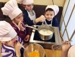 """Кулинарный мастер-класс для детей: турецкий гамбургер и пирожное """"Картошка"""""""