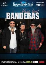 Banderas Blues Band у Корольов Пабі