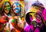 Фестиваль фарб Холі 2018