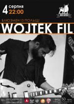 Концерт польського гурту «Wojtek Fil»