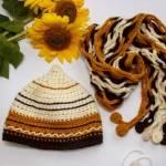 Майстер-клас з в'язання шапки від Наталії Дмитренко.