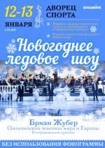 Новогоднее ледовое шоу