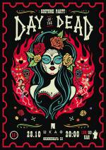 """Costume Party """"Day of the Dead"""""""