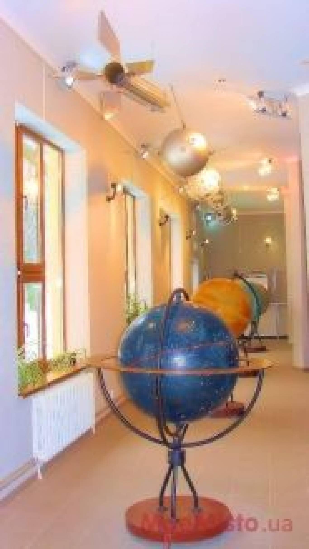 Екскурсія до Вінницького планетарію