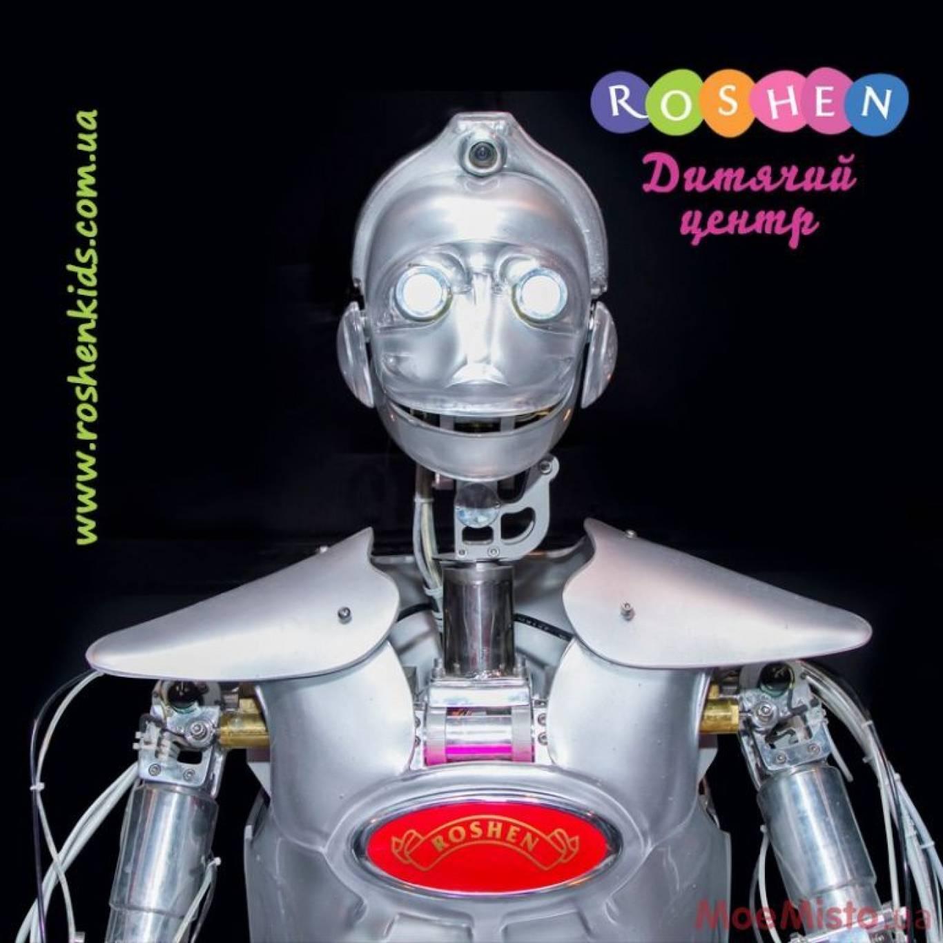 Дитячий розважальний центр Roshen в м.Вінниця - найбільший QUEST- ROOM в Україні