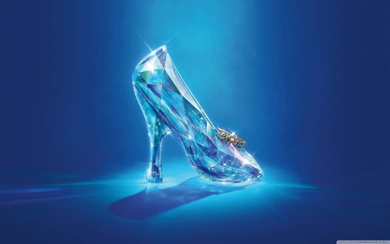 Казка - Кришталева туфелька