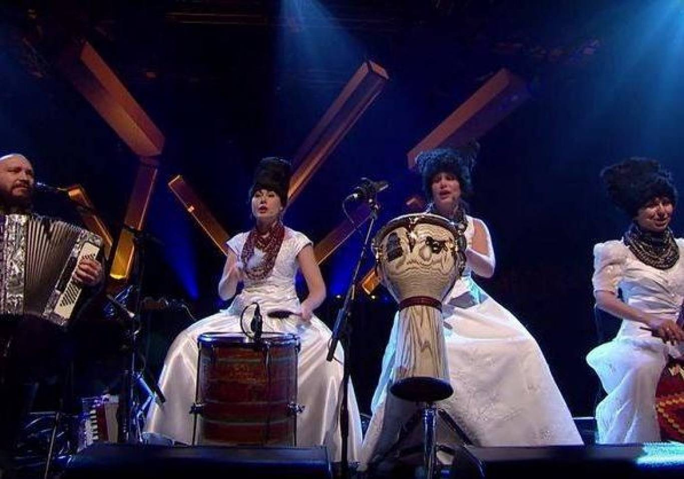 ДахаБраха з концертом у Львові