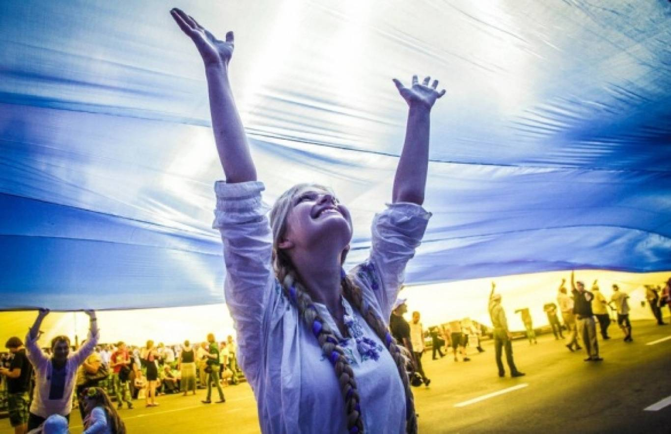 З Днем народження, Україно - Святкове шоу