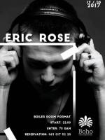 "DJ Eric Rose в ""Boho"""