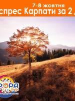 Експрес Карпати за два дні