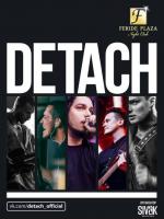 Рок-концерт від гурту DETACH