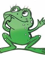 Пустотливе жабеня - Вистава