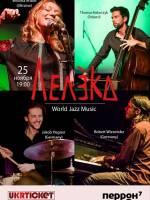 """""""Leleka"""": World Jazz Music (Germany/Poland/Ukraine)"""